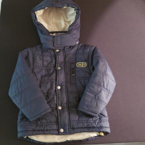 b58667c1e Timberland Jackets & Coats   Navy Blue Winter Coat Sz24m   Poshmark